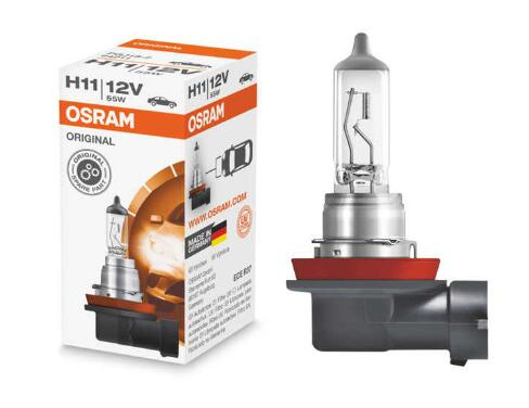 Osram Longlife 12 Volt 55W 9005 Bulbs