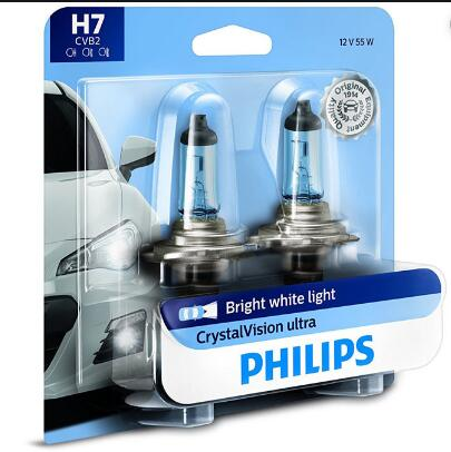 PHILIPS 12972XV + S2 HALOGEN Bulb FOR CAR 9005