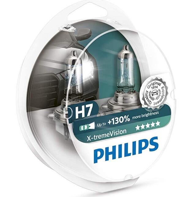 H11 12972XV + S2 Philips